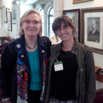 Michelle Lemire of Molly Matters and MP Carolyn Bennett